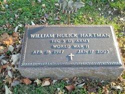 William Hulick Hartman