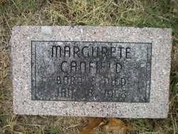 Marguerete Canfield