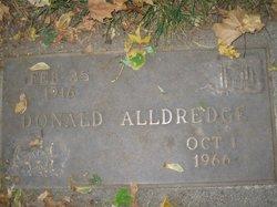 Donald Alldredge