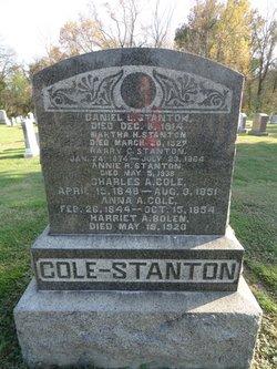Annie R <i>Woods</i> Stanton