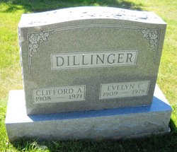 Clifford A Dillinger