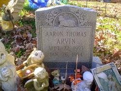 Aaron Thomas Arvin