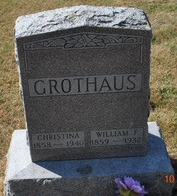 William F Grothaus