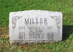 Amanda D. <i>Dreher</i> Miller