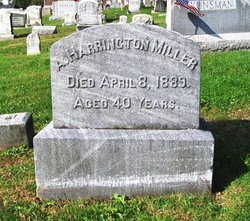 A. Harrington Miller