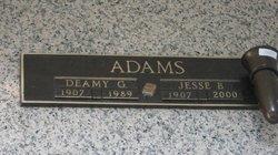 Deamy <i>Greer</i> Adams