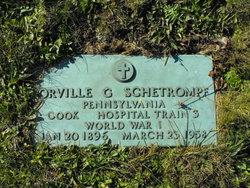 Orville Guy Schetrompf
