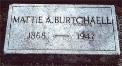 Martha Agnes Mattie Burtchaell