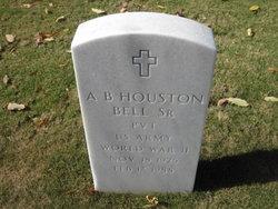 A. B. Houston Bell, Sr