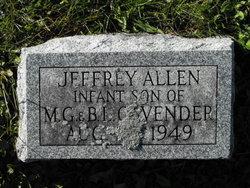 Jeffrey Allen Cavender
