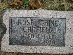 Rose Marie Canfield