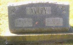 Leona Pearl <i>Harroun</i> Avery