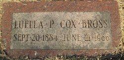 Luella P. <i>Cox</i> Bross