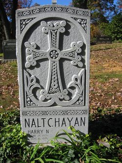Harry N. Naltchayan