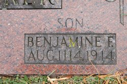 Benjamine F. Baker