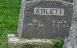 Annie Ablett