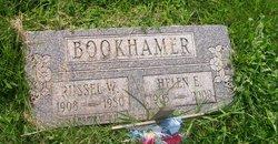 Helen E <i>Goss</i> Bookhamer