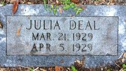 Julia Deal