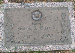 Hilda <i>Seideman</i> Gillett