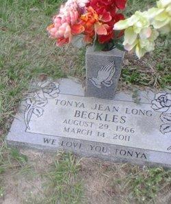 Tonya Jean <i>Long</i> Beckles