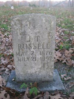 James Tom JT Russell