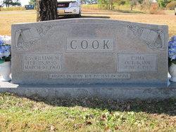 Rev William M. Cook