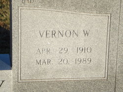 Vernon W Dunaway