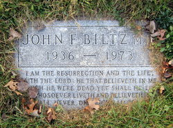 Dr John Fredric Biltz