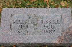 Mildred E. Bissell