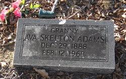 Ava Granny <i>Skelton</i> Adams