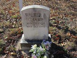 Walter Kermit Champ