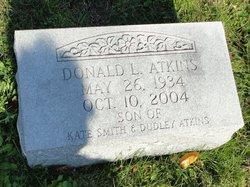 Donald L Atkins
