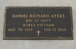 Daniel Richard Ayers