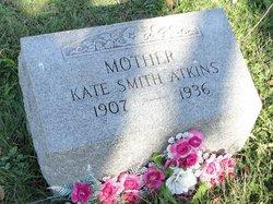 Kate <i>Smith</i> Atkins