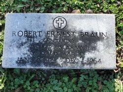 Robert Ernest Braun