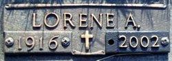 Lorene A <i>Huls</i> Cooper