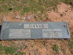 Wade Hampton Davis, Sr