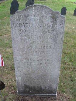 Horatio C. Dodge