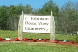 Johnson Roan View Cemetery