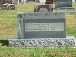Cypress Masonic Cemetery