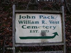 Pack-Vest Cemetery