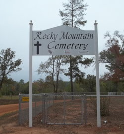 Rocky Mountain Cemetery