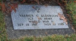 Valmer C Alderson