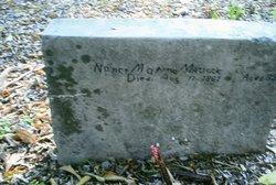 Nancy Malvina <i>Harris</i> Matlock
