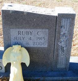 Ruby Endora <i>Caughman</i> Roberts