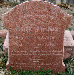 Joseph Wilson Baines