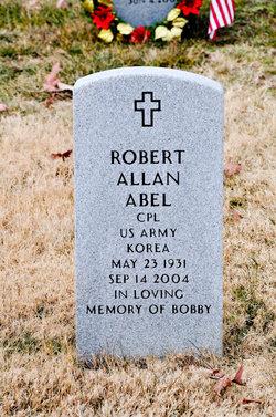 Robert Allan Abel