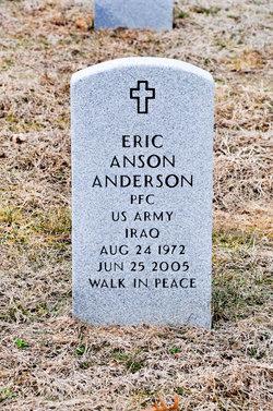 Eric Anson Anderson