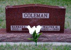 Walter Marion Coleman