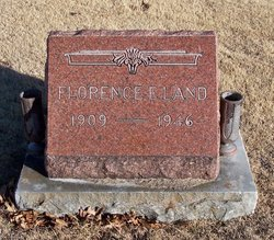 Florence Estell <i>Jones</i> Land